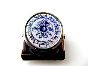 Magnetky - Magnetka so štipcom na odkazy Velimír 1 - 6124946_