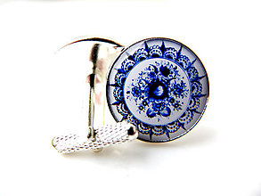 Šperky - Mnažetové gombíky Velimír 1 - 6124998_