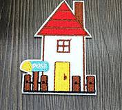 - Aplikácia - nažehlovačka dom - 6126501_