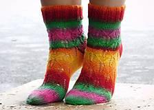 -  dúha- s pravej ponožkovej (v.38-40) - 6125348_