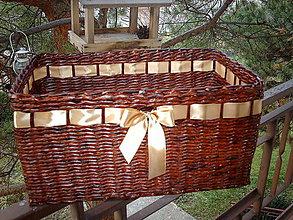 Košíky - Karamel v čokoláde..:-) - 6126400_
