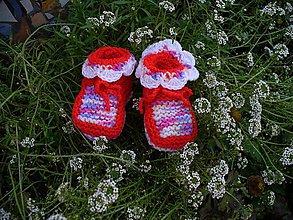 Topánočky - Betuškine papučky - 6127408_