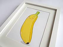 Obrázky - Obrázok banán - 6130532_