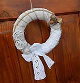 Dekorácie - Venček na dvere  - pre Popolušku - 6130546_