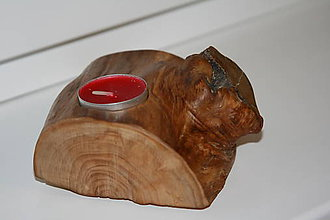 Svietidlá a sviečky - svietnik - 6131265_