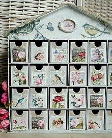 Krabičky - My lovely home N.2 domček - 6128251_