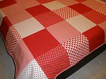 Úžitkový textil - ...prehoz pre Michaelu... - 6127853_