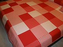 Úžitkový textil - ...prehoz pre Michaelu... - 6127855_