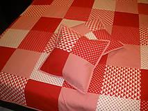 Úžitkový textil - ...prehoz pre Michaelu... - 6127858_