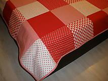 Úžitkový textil - ...prehoz pre Michaelu... - 6127859_