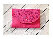 Kabelka ... pink Violet