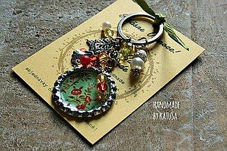 Kľúčenky - VINTAGE - 6133693_