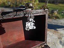 Náušnice - krištáľové krásky II - 6136802_