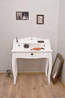 Nábytok - Písací stolík Tilda - 6136682_