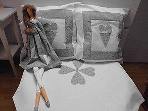 Úžitkový textil - Setík. - 6137890_