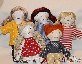 Hračky - bábika / Legendárni parta posledný kus zľava na 9,90 - 6140886_
