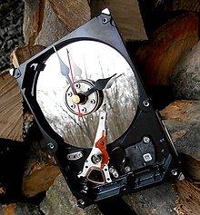 Hodiny - Recy HD stolové hodiny - 6137763_