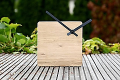 Hodiny - Block clock - stolové/nástenné hodiny - 6141348_