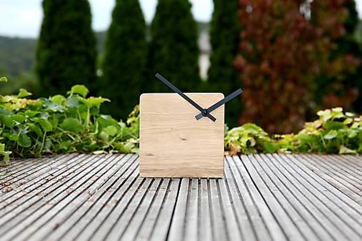 Block clock - stolové/nástenné hodiny