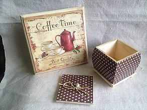 Obrázky - Obrázok - Coffe Time - 6140758_