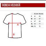 Tričká - Tričko s potlačom: Líška a Kardinál červený (NAVY) - 6138823_