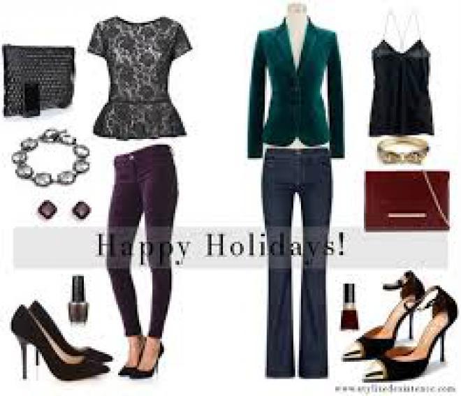 e7fd404450d3 Na formálny vianočný večierok nie je pre ženy vhodnejšie oblečenie ako  koktejlové šaty s dĺžkou nad alebo po kolená. Púzdrové zamaskujú bruško a  predĺžia ...