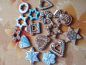 Dekorácie - vianočné po 2 - 6142674_