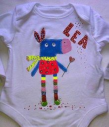 Detské oblečenie - Iáááááčik pre Leu - 6147306_