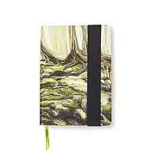 Papiernictvo - Zápisník A6 Ponad korene - 6146739_