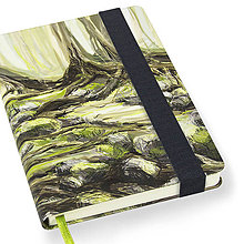 Papiernictvo - Zápisník A6 Ponad korene - 6146740_