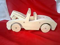 Hračky - Auto s otváracím kufrom a kapotou - 6148697_