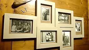 Rámiky - 6 - rámik drevený - 6153046_