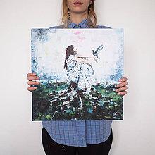 Obrazy - Osloboď ma. 40x40, reprodukcia - 6151186_