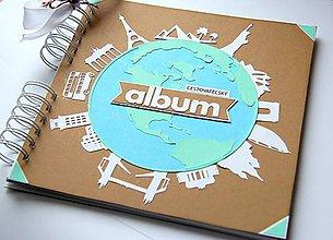 Papiernictvo - Cestovateľský album - 6151204_