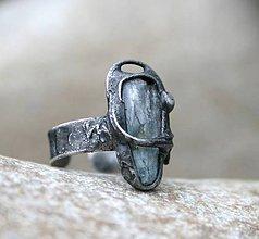 Prstene - Akvamarín prsteň - 6152831_