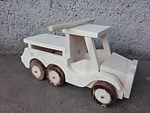Hračky - veľké auto na sedenie - 6151105_