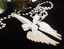 Dekorácie - Anjelské krídla - 6161495_