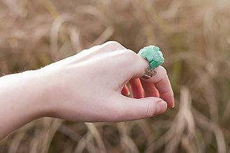 Prstene - Avanturínový prsteň - 6161700_
