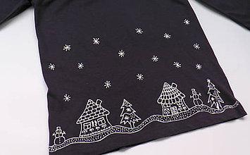 Detské oblečenie - Vianočné - 6161086_