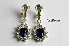- Sissi Parisian Blue (Klipsne) - 6157713_