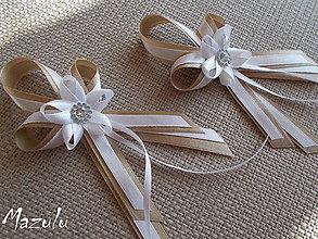Pierka - svadobné pierko pre rodičov - 6164299_
