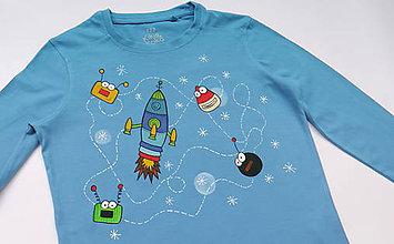 Detské oblečenie - Vesmír - 6164418_