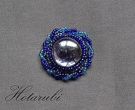 Odznaky/Brošne - Midnight blue - 6164410_