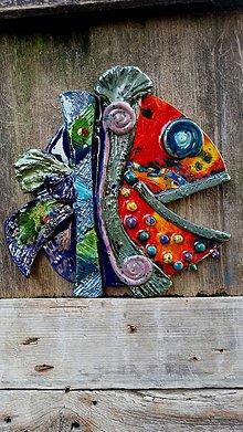 Dekorácie - FISH - ka - 6170253_