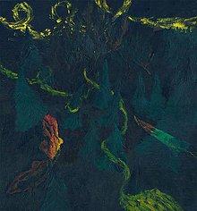Obrazy - Jaskyňa - originál - 6169362_