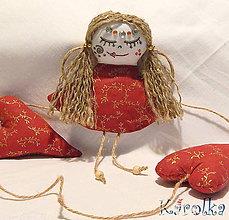 Dekorácie - dekorácia - Anjelka Marčelína - 6168999_