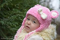 - Zimná ušianka ...