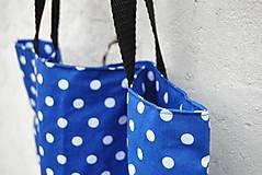 Veľké tašky - Nákupnice z našich látok - 6173789_