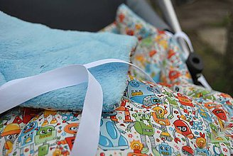 Úžitkový textil - Mojkacia deka - SKLADOM - 6173890_