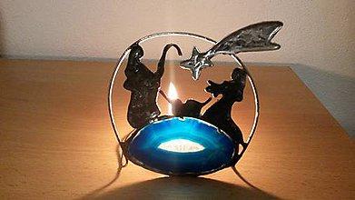 Svietidlá a sviečky - Betlehem svietnik - 6173569_